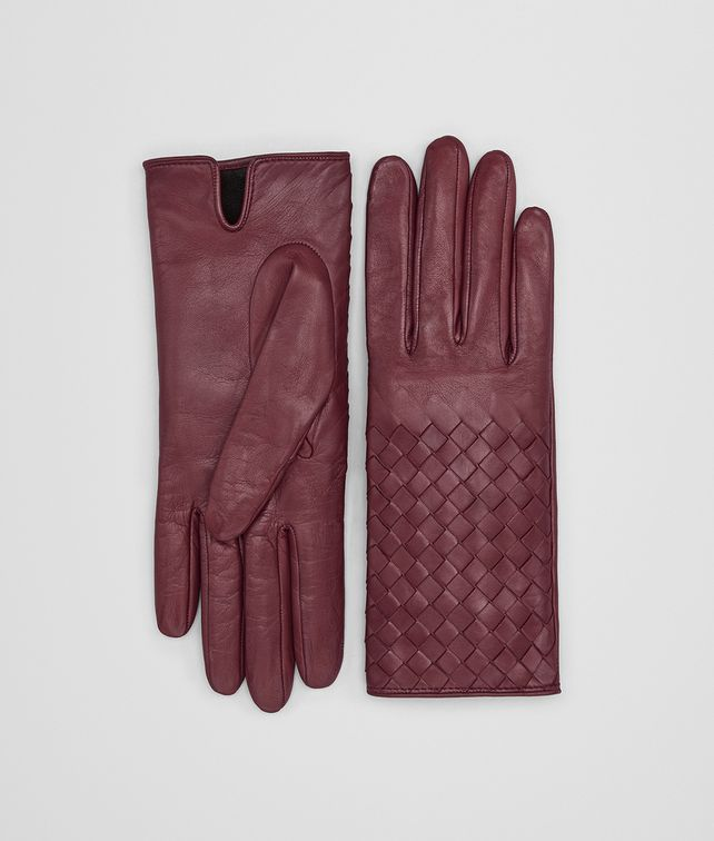 BOTTEGA VENETA BAROLO LAMB GLOVE Hat or gloves [*** pickupInStoreShipping_info ***] fp
