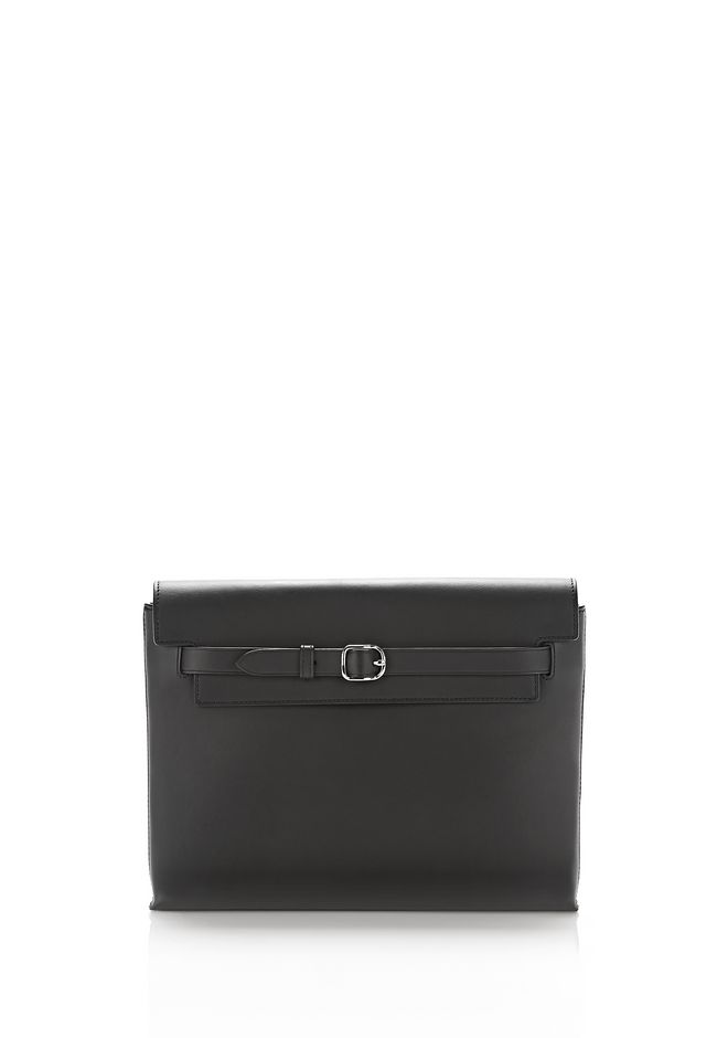 ALEXANDER WANG accessories ATTICA CHAIN LAPTOP CASE