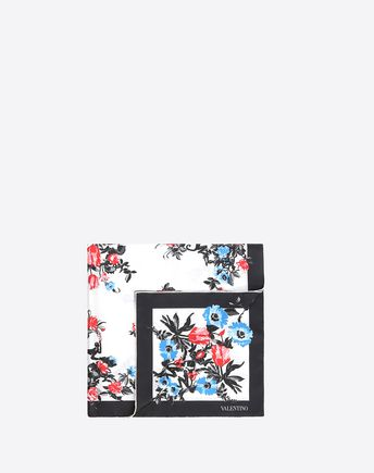 VALENTINO Patterned Scarf 46490984QT
