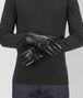 BOTTEGA VENETA NERO NAPPA GLOVE Hat or gloves Man rp