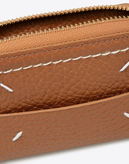 MAISON MARGIELA 11 Mini calfskin wallet Wallet D b