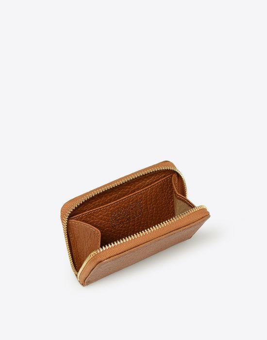 MAISON MARGIELA 11 Mini calfskin wallet Wallet D d