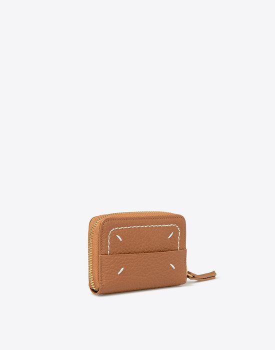 MAISON MARGIELA 11 Mini calfskin wallet Wallet D r