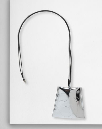 MM6 by MAISON MARGIELA Key ring D Mirror effect key ring f