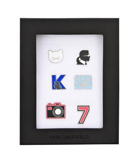 KARL LAGERFELD K/SIGNATURE PINS