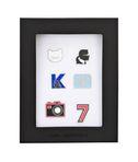 KARL LAGERFELD K/SIGNATURE PINS 8_f