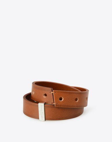 MAISON MARGIELA 11 Bracelet U Wrapped belt bracelet f