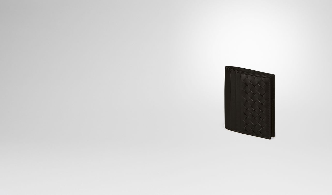 espresso intrecciato wallet landing