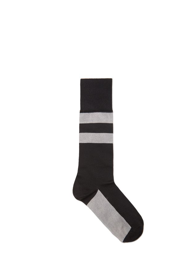 chaussette mollet en soie c tel e marni femme boutique en ligne marni. Black Bedroom Furniture Sets. Home Design Ideas