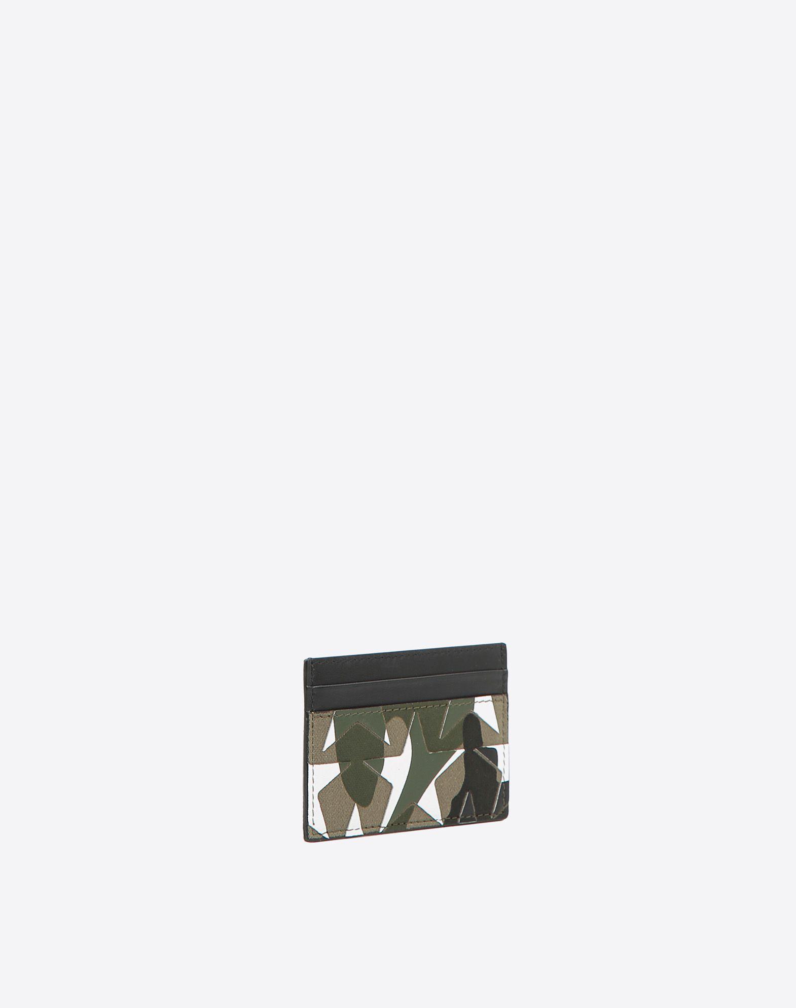 VALENTINO GARAVANI UOMO MY2P0448GAC U41 CARD CASE U d