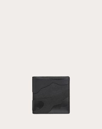 VALENTINO GARAVANI UOMO CARD CASE U Rockstud Card Case/Coin purse f