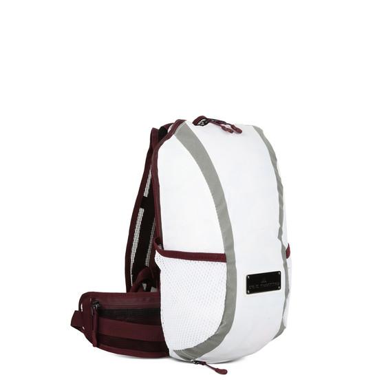 White Small Run Backpack