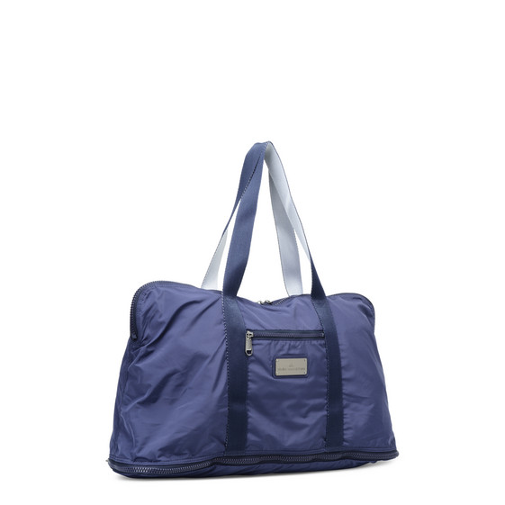 Blue Yoga Bag