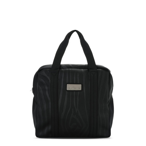 Granite Black Sports Bag