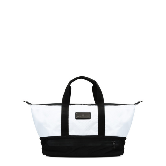 White Gym Bag