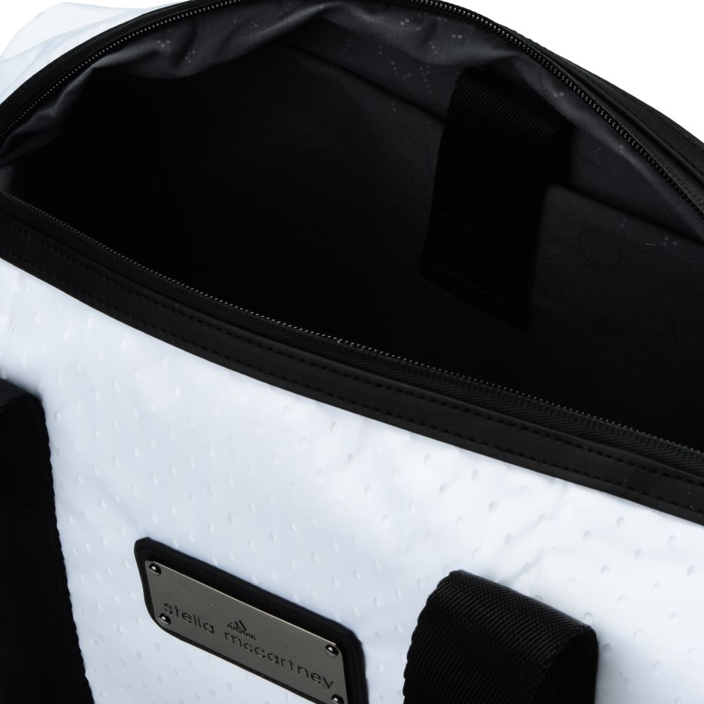 White Gym Bag - ADIDAS by STELLA McCARTNEY