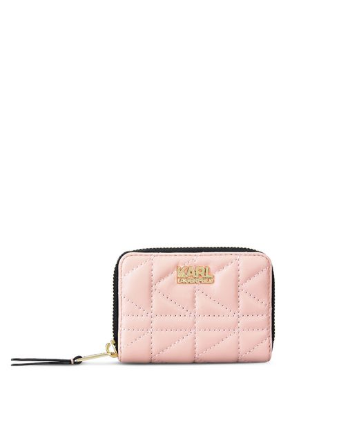 KARL LAGERFELD K/KUILTED SMALL WALLET 12_f