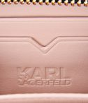 KARL LAGERFELD K/KUILTED SMALL WALLET 8_e