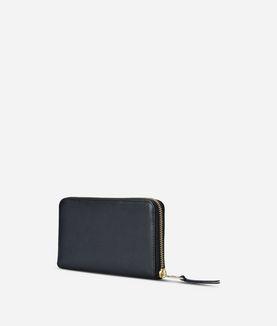 KARL LAGERFELD K/SIGNATURE ZIP AROUND WALLET