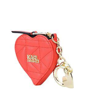 KARL LAGERFELD VALENTINE HEART PURSE