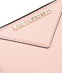KARL LAGERFELD K/KLASSIK SMALL ZIP WALLET 8_e