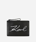 KARL LAGERFELD K/SIGNATURE POUCH 8_f
