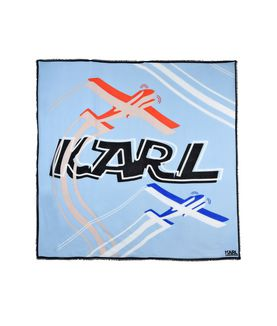 KARL LAGERFELD K/JET SCARF