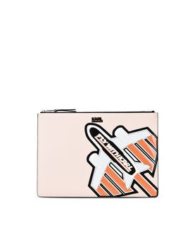 KARL LAGERFELD K/JET FLY WITH KARL POUCH