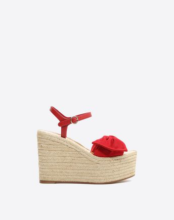 VALENTINO Bow Wedge 46497815DI