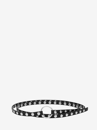 Studded Multi Wrap Belt