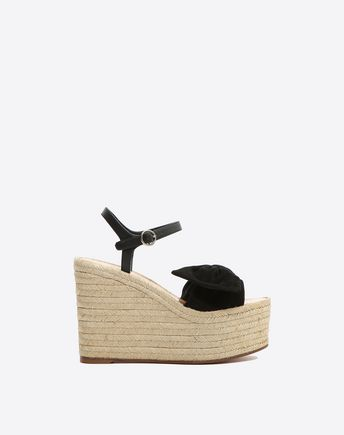 VALENTINO Bow Wedge 46499241NK