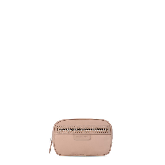 Powder Pink Falabella GO Cosmetic Case