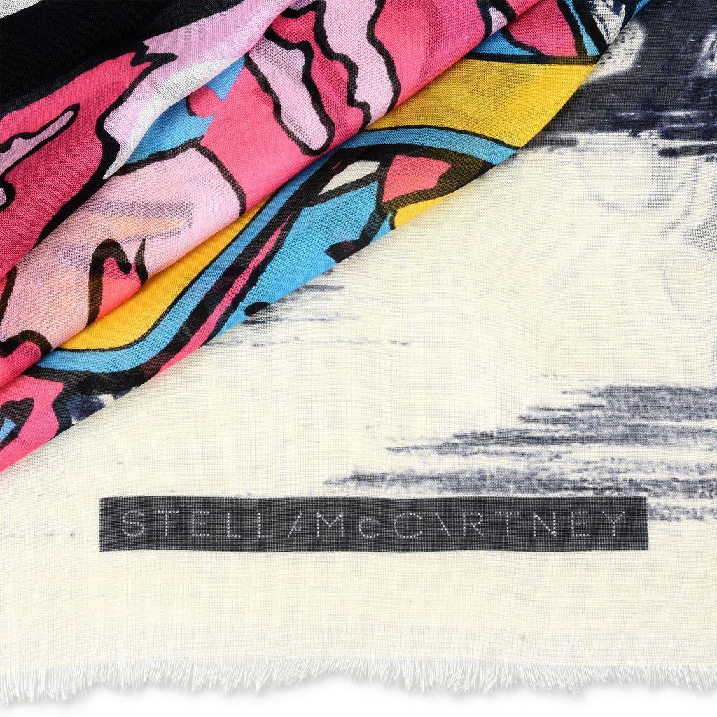 Surfer Scarf - STELLA MCCARTNEY