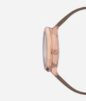 KARL LAGERFELD Joleigh Rose Gold Dusk Leather 8_d