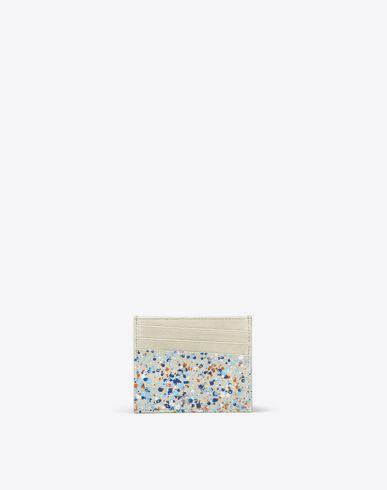 MAISON MARGIELA 11 Credit card holder U Painted drop credit card holder f