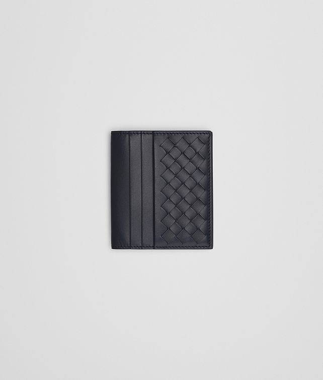 BOTTEGA VENETA WALLET IN LIGHT TOURMALINE INTRECCIATO VN Bi-fold Wallet Man fp