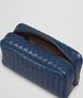 BOTTEGA VENETA TOILETRY CASE IN PACIFIC INTRECCIATO VN Other Leather Accessory U ap