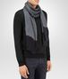 BOTTEGA VENETA SCARF IN ANTHRACITE BLACK    CASHMERE SILK Scarf or other Man rp