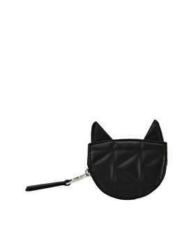 KARL LAGERFELD K/KUILTED COIN PURSE