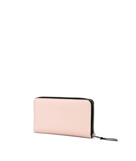 KARL LAGERFELD K/JET ZIP-AROUND WALLET
