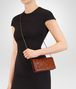 BOTTEGA VENETA CONTINENTAL WALLET IN CALVADOS GOAT, EMBOSSED BUTTERFLIES DETAILS Continental Wallet Woman ap