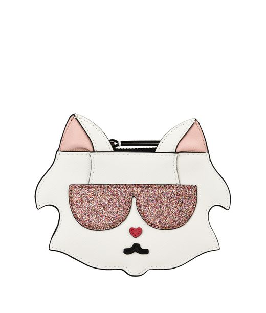 KARL LAGERFELD K/CAT FUN COIN PURSE 12_f