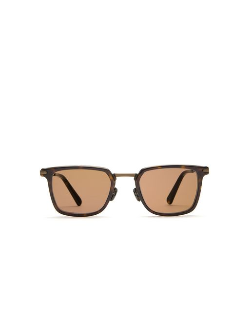 Night & Day Dark Havana Retro Square Sunglasses