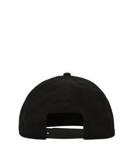 KARL LAGERFELD K/GOLD SIGNATURE CAP