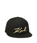 K/Gold casquette avec signature