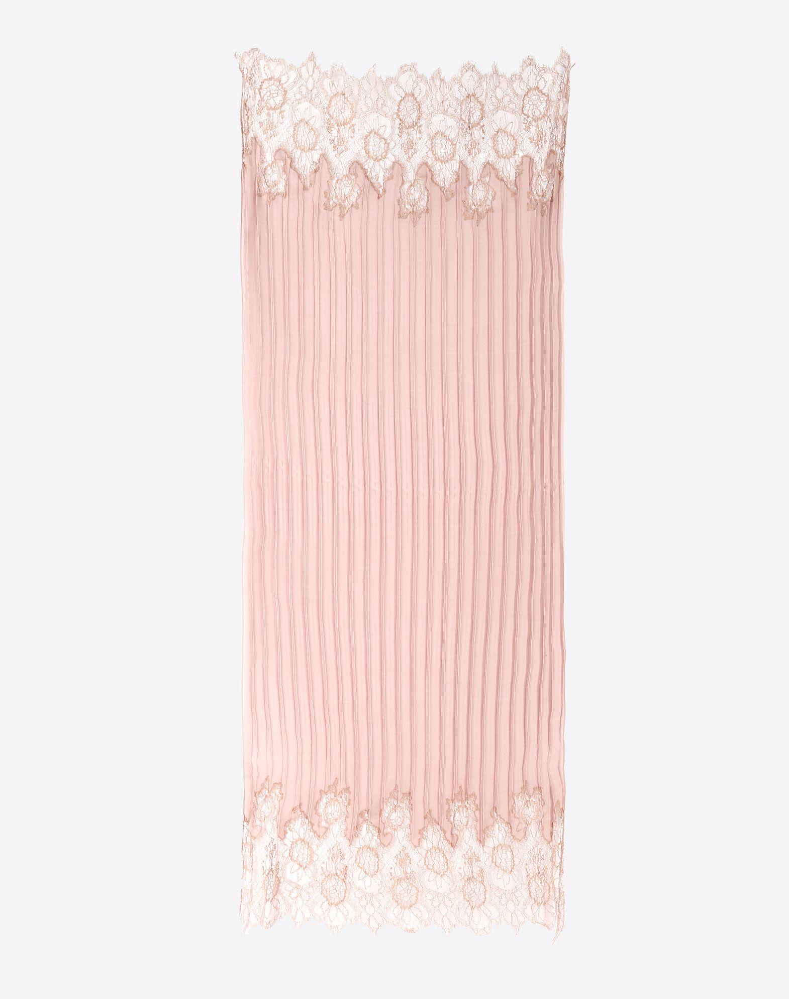 VALENTINO Lace Flannel  46507763sb