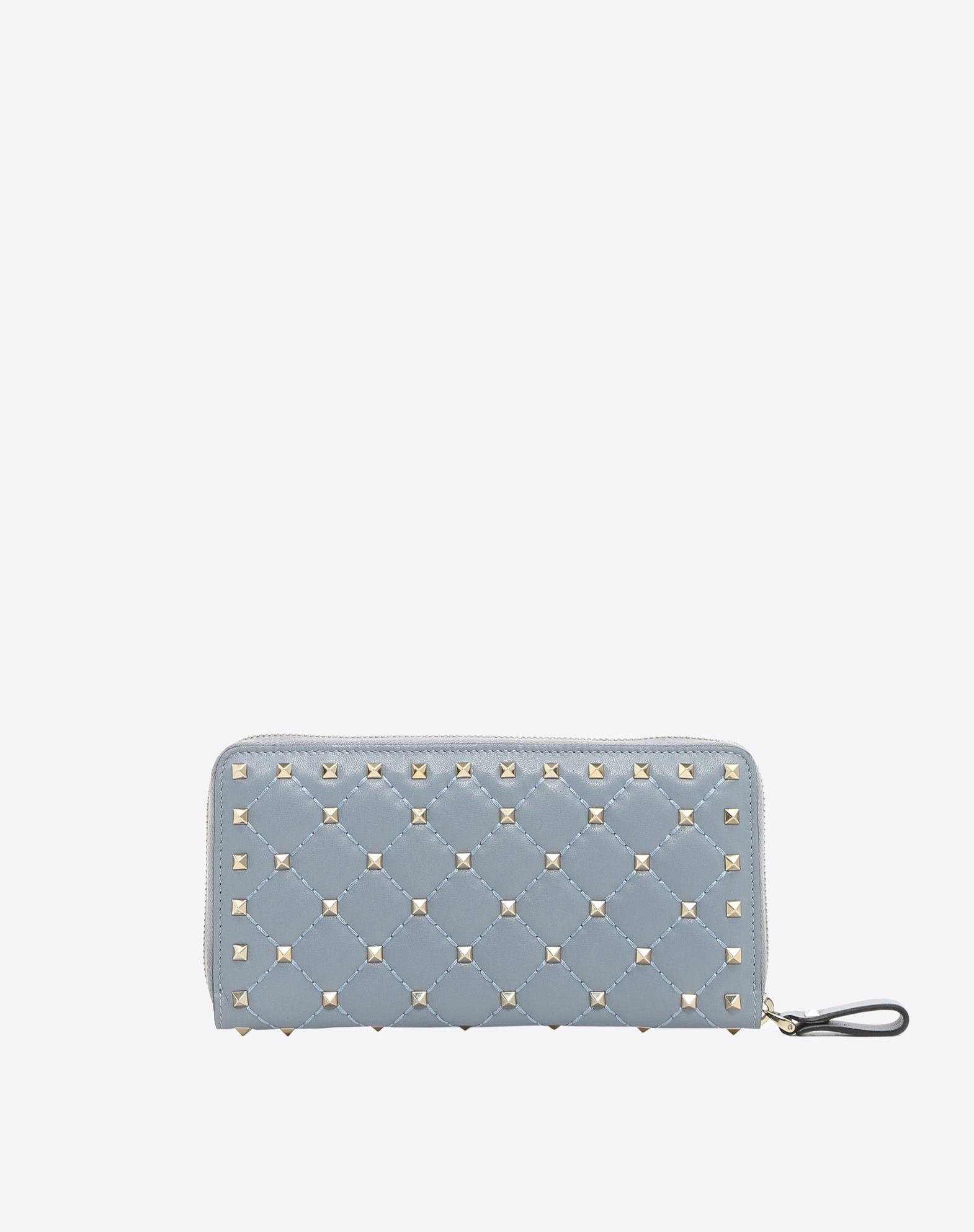 Valentino Valentino Garavani Rockstud spike wallet Sale How Much Amazon Sale Online Azr7Yvvx0