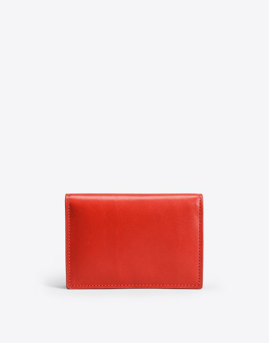 MAISON MARGIELA Calfskin leather wallet Wallet U f