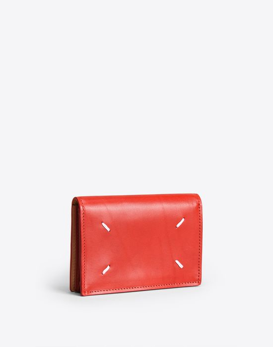 MAISON MARGIELA Calfskin leather wallet Wallet U r