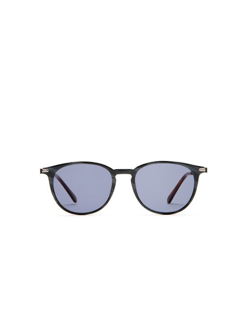 Night & Day Gray and Havana Retro Pantos Sunglasses